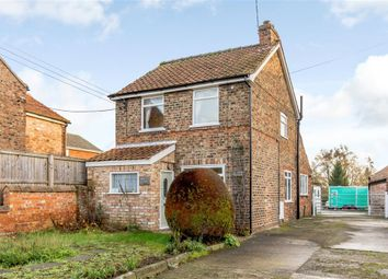 Thumbnail 3 bed detached house for sale in Main Street, Huby, York