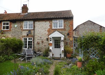 Thumbnail 2 bed cottage for sale in Pound Road, North Walsham