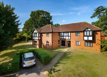 Thumbnail 2 bedroom flat for sale in Newton Court, Old Windsor, Windsor
