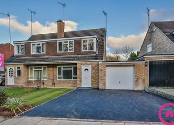 Thumbnail 3 bed semi-detached house for sale in Colesbourne Road, Cheltenham