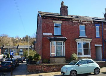 Thumbnail 3 bed terraced house for sale in Carrington Road, Sheffield