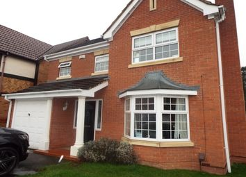 Thumbnail 4 bed detached house to rent in Allerton Drive, Leicester