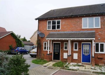 Thumbnail 2 bed semi-detached house to rent in Darter Close, Ipswich, Suffolk