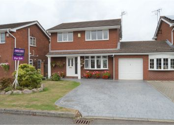 Thumbnail 3 bed detached house for sale in Athelstan Close, Bromborough