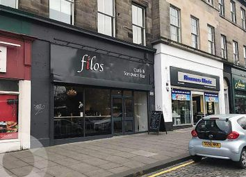 Thumbnail Retail premises to let in Elm Row, Edinburgh