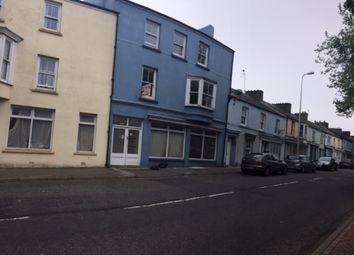 Thumbnail 3 bed flat to rent in Commercial Row, Pembroke Dock