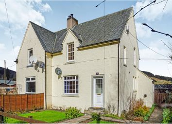 Thumbnail 3 bed semi-detached house for sale in Craik Forestry Cottages, Hawick