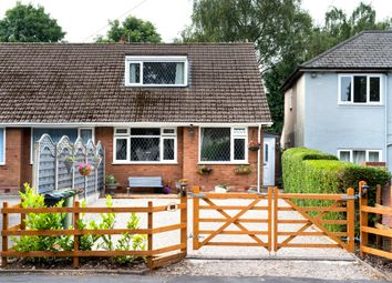 Thumbnail 4 bed semi-detached bungalow for sale in Little Hardwick Road, Streetly, Sutton Coldfield