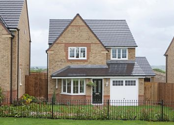 "Thumbnail 3 bed detached house for sale in ""Cheadle"" at Stanley Close, Corby"