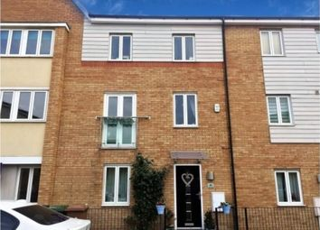 Thumbnail 4 bed town house for sale in Harn Road, Hampton, Peterborough