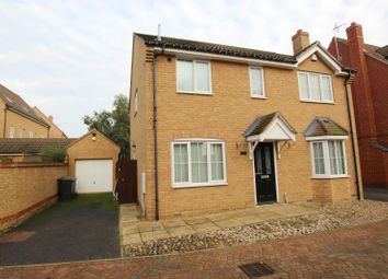 Thumbnail 4 bedroom detached house to rent in Oak Avenue, Hampton Hargate