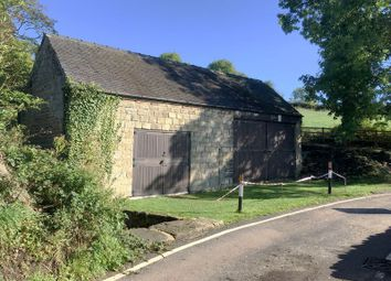 Thumbnail 2 bed barn conversion for sale in Barn Off Lindway Lane, Brackenfield, Alfreton