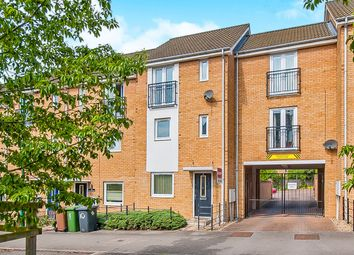 Thumbnail 4 bedroom end terrace house for sale in Lakeview Way, Hampton Centre, Peterborough