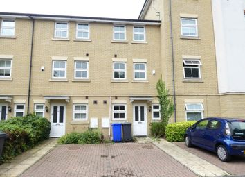 Thumbnail 4 bed town house to rent in Maltings Way, Bury St. Edmunds