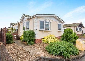 Thumbnail 3 bed mobile/park home for sale in Fenland Village, Osborne Road, Wisbech