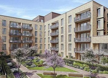 Thumbnail 2 bed flat for sale in London Square, Staines Upon Thames