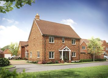 Thumbnail 3 bed detached house for sale in Priors Acre, Boxgrove, Chichester, West Sussex