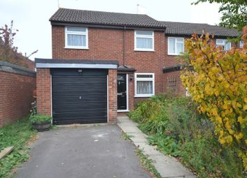 Thumbnail 3 bed terraced house to rent in Chevening Close, Stoke Gifford, Bristol