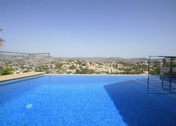 Thumbnail 4 bed villa for sale in Spain, Valencia, Alicante, Moraira
