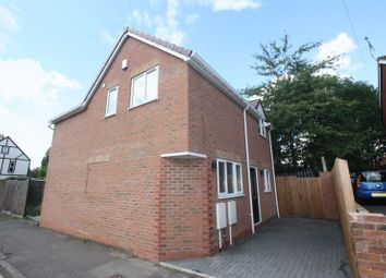 Thumbnail 3 bed detached house for sale in Grange Road, Longford, Coventry