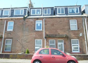 Thumbnail 2 bed flat for sale in Woodside Terrace, Troqueer, Dumfries