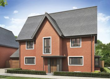 "Thumbnail 4 bedroom property for sale in ""The Nene"" at Welton Lane, Daventry"