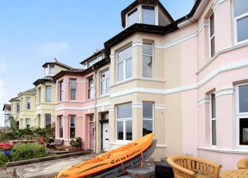 Thumbnail 4 bed terraced house for sale in Wesley Terrace, East Looe, Looe