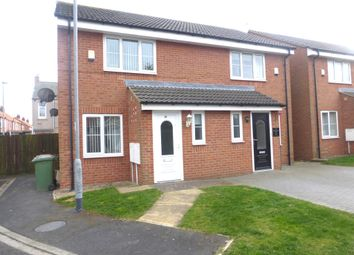2 bed semi-detached house for sale in Harcourt Street, Hartlepool TS26