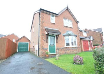 Thumbnail 3 bed detached house for sale in Tretower Way, Thornton Cleveleys, Lancashire