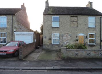 Thumbnail 2 bed semi-detached house to rent in Fordham Road Soham, Ely, Cambridgeshire United Kingdom