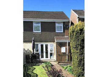 Thumbnail 3 bed semi-detached house for sale in Bryn Kendall, Ebbw Vale