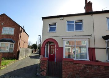 Thumbnail 3 bed terraced house for sale in Raby Road, Doncaster