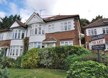 Thumbnail 3 bed maisonette to rent in Sandall Close, Ealing, London