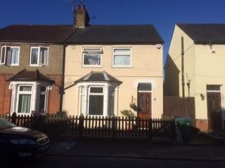 Thumbnail 3 bed semi-detached house to rent in Neston Road, Watford
