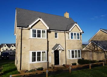 Thumbnail 3 bed detached house for sale in Parker Walk, Axminster, Devon