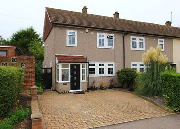 Thumbnail 3 bed semi-detached house for sale in Cleland Path, Loughton, Essex