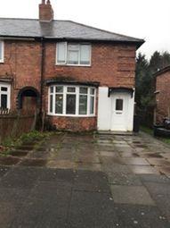 Thumbnail 3 bed semi-detached house to rent in Binstead Road, Kingstanding, Birmingham