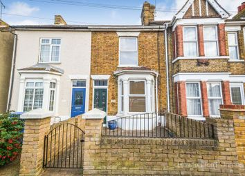 Thumbnail 3 bed terraced house for sale in Park Road, Sittingbourne