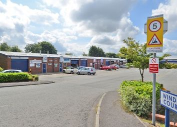 Thumbnail Industrial to let in Unit 5, Windle Court, Clayhill Industrial Estate, Neston