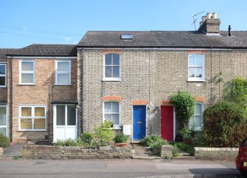 Thumbnail 3 bedroom terraced house for sale in Church Street, Cambridge