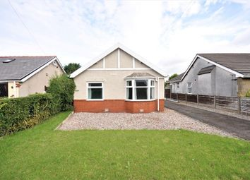 Thumbnail 3 bed detached bungalow for sale in Lytham Road, Warton, Preston, Lancashire
