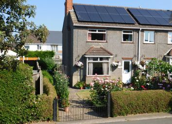 Thumbnail 3 bed semi-detached house for sale in Roman Bank, Skegness