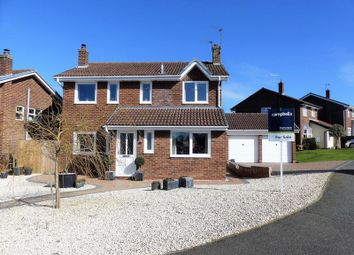Thumbnail 4 bed detached house for sale in Sanders Close, Braunston