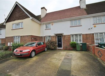 Thumbnail 3 bed terraced house to rent in Viola Avenue, Stanwell, Middlesex