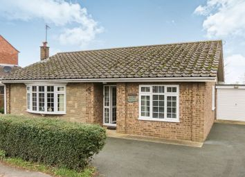 Thumbnail 3 bed detached bungalow for sale in St. Margarets, Main Road, Quadring, Spalding