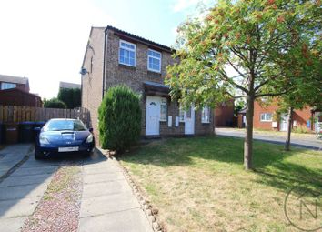 Thumbnail 2 bed semi-detached house to rent in Fallow Road, Newton Aycliffe