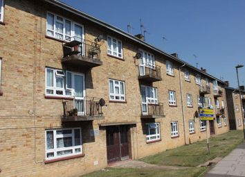 Thumbnail 3 bed flat for sale in Bushfield Crescent, Edgware, Middlesex