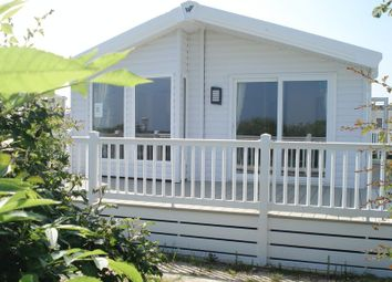 2 bed mobile/park home for sale in Solent Breezes, Hook Lane, Warsash, Hampshire SO31
