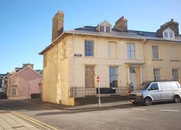 Thumbnail 1 bed flat for sale in Laura Place, Aberystwyth