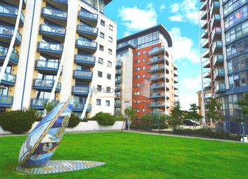 Thumbnail 3 bedroom flat to rent in Galaxy Building, Docklands